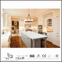 engineered new arrival arabescato venato white marble countertops for kitchen