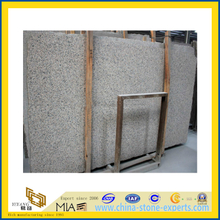 Natural Stone Polished Xili Red Granite Slab for Paving (YQC)