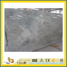 Seawave Green Granite Slab for Wall Clading & Countertop