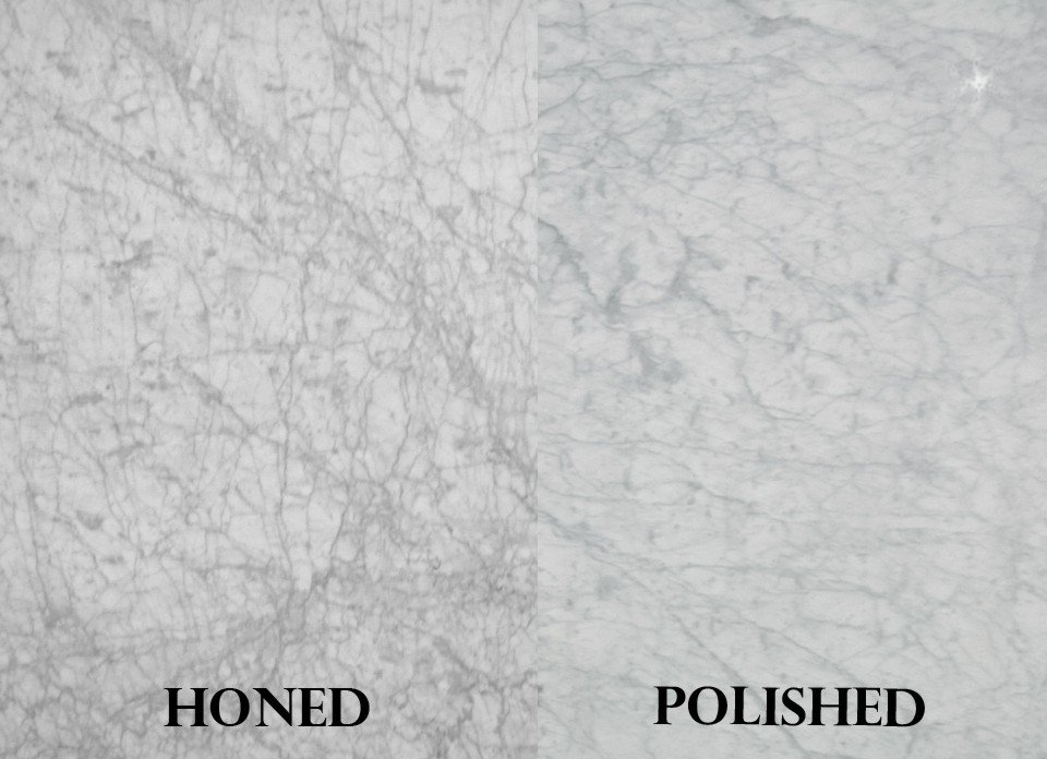 Honed Granite Vs Polished2
