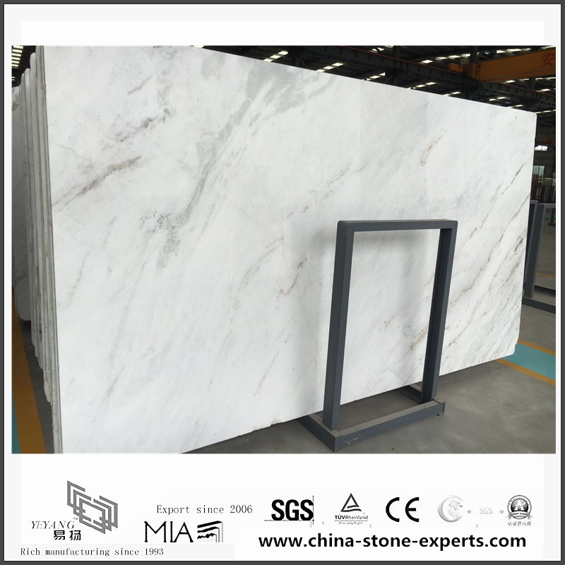 Discount New Polished Arabescato Venato White Marble for Wall Tiles ...