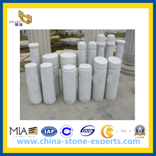 Granite Stone Pillar for Driveway Stop (G603)——YQW-GP2120