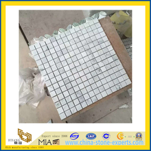 Natural Marble Mosaic Stone Tile for Bathroom or Swimming Pool (YQZ-M)