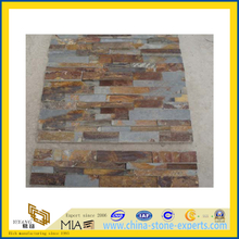 Multicolor Natural Slate Culture Stone (YQA-S1049)