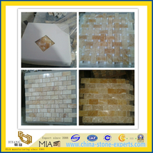 Yellow Honey Onyx Mosaic for Wall, Decoration Tile (YYL)
