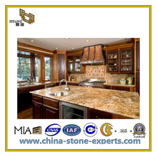 Natural White Beige Black Marble & Granite Countertop for Kitchen, Bathroom(YQC-GC1022)