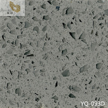 YQ-093D | Standard Series Grey Quartz Stone