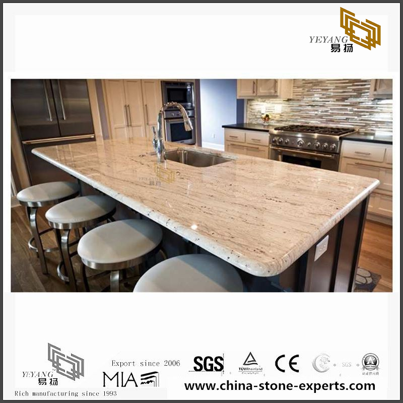 Beautiful River White Granite Countertops For Bathroom U0026 Kitchen  (YQW GC072601)