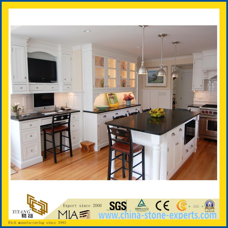 SGS China Absoutely Black Granite Countertops for Kitchen (YQW ... on athletic equipment product, concrete fireplace surrounds product, bathroom remodel product, vinyl floors product, granite fabrication product, granite floor product, bathroom vanities product, cabinetry product, furniture product, insulated concrete forms product, walls product, vertical concrete product, bathroom renovation product, hardware product, faucets product, bathroom fixtures product, roofing product, vanity tops product, concrete staining product, ceilings product,