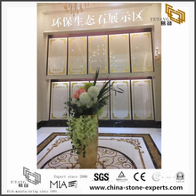 China Marble Background for Hall Design (YQW-MB081502)