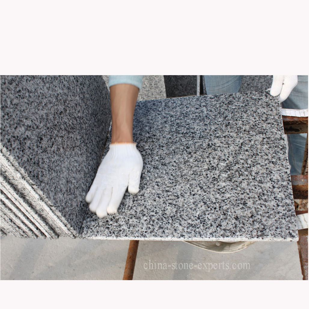 Cheap China G640 White Granite Slab For Tile Yqz Gs1008