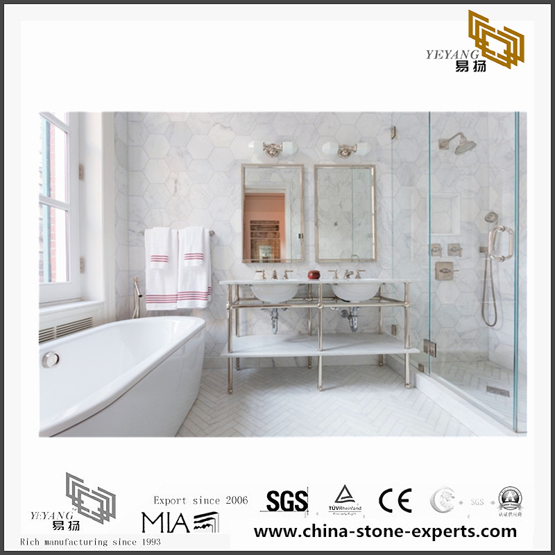 Genial Oriental White Marble Used In The Kitchen, Bathroom, Living Room Wall/floor(