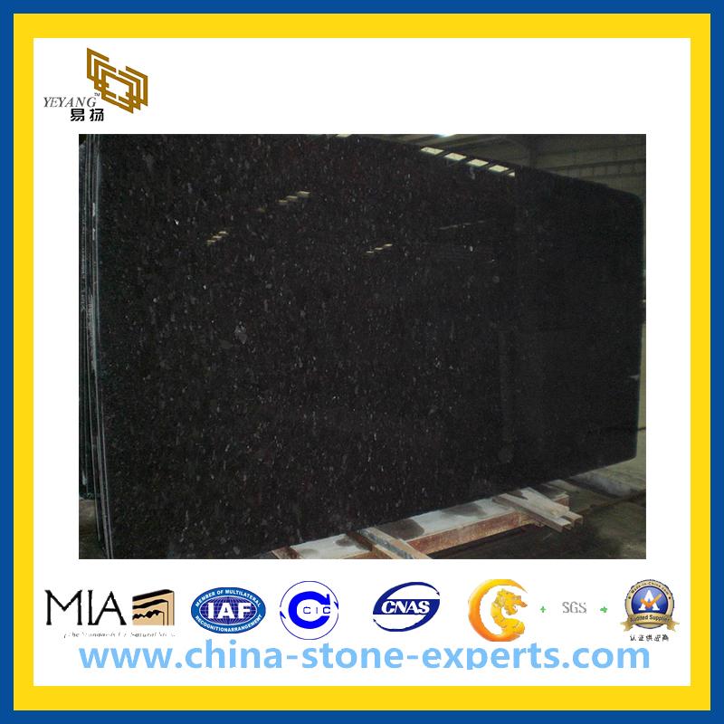 Angola Marron Cohiba Antique Brown Granite Slabs for Countertop (YQZ-GC)