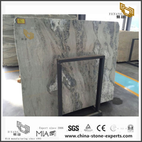Durable Fantastic Spring Grey Marble for Hall Background & Floor Tiles (YQW-MSF0621003)