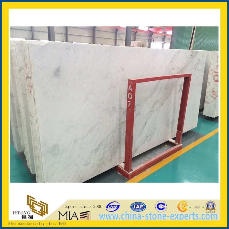 China Polished Castro White Marble Slab With Best Price
