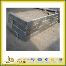 Grey Slate Culture Stone for Wall Corner (YQA-S1046)